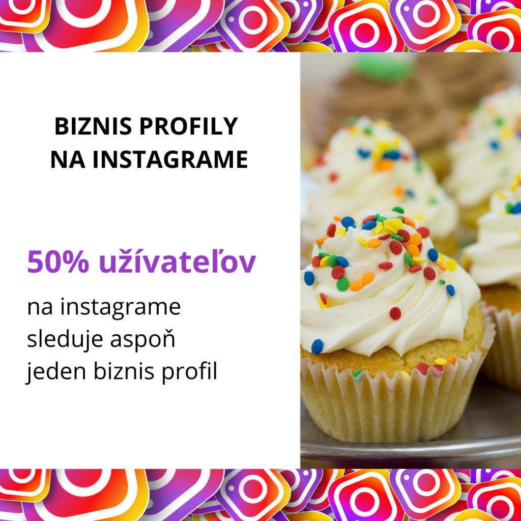 biznis profily na instagrame - zuzanapilcikova.com